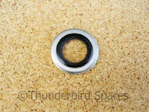 Sealing Washer for Magnetic Sump Plate Kit, Dowty.
